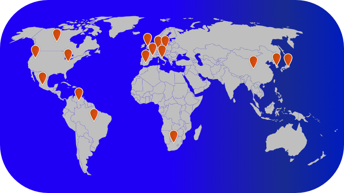SRC Worldwide Inc - locations